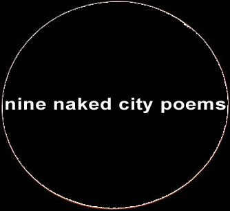 Naked City Poems - Book of Verse
